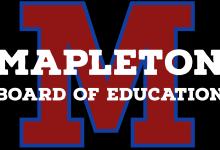October Board of Education Regular Meeting - Monday, October 18, 2021 @ 4:30 pm