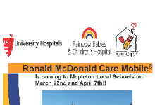 Ronald McDonald Care Mobile