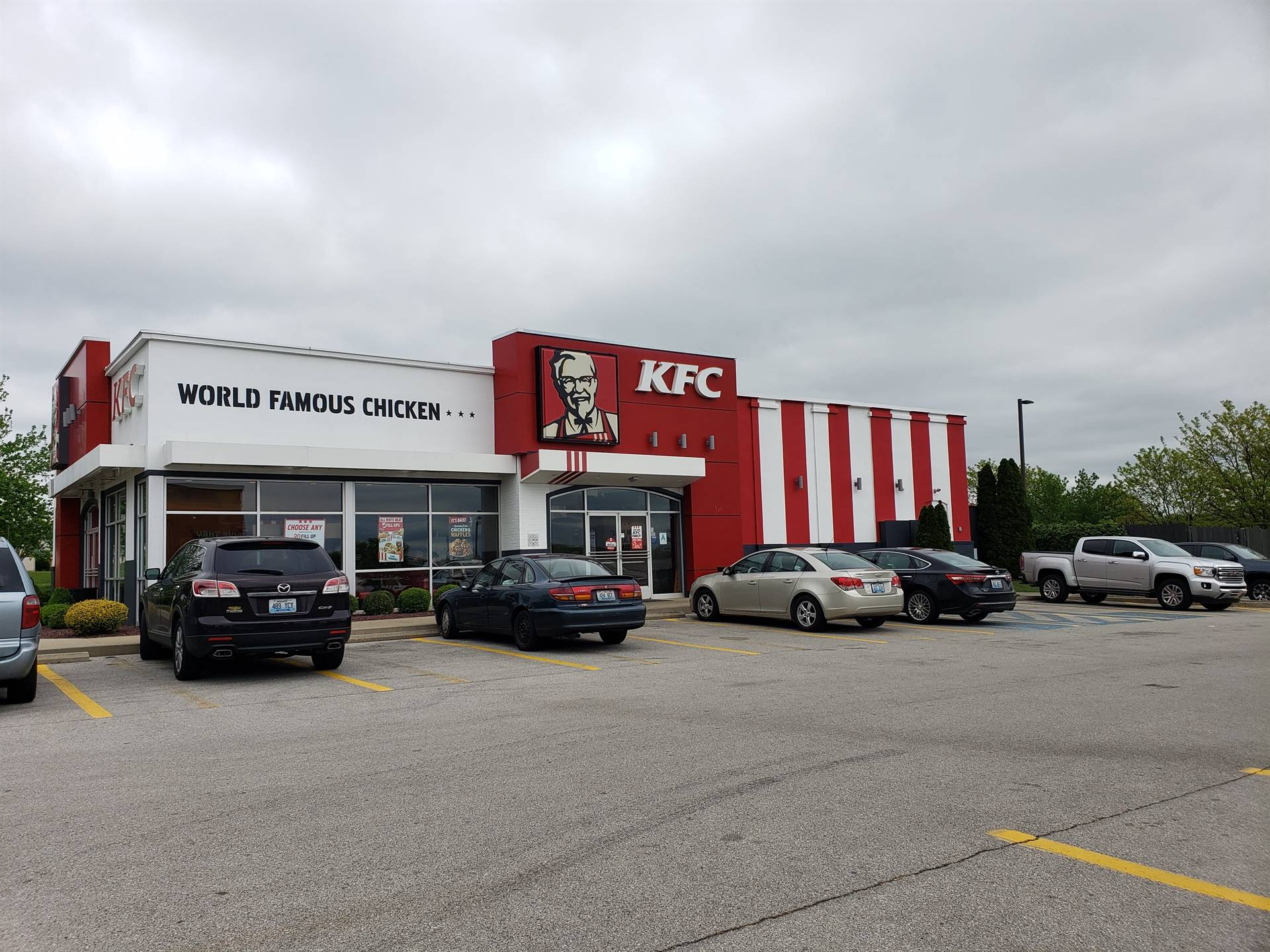 KFC in Kentucky